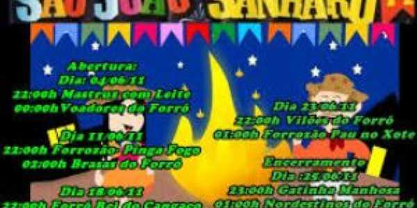 Festa de São João - Por jairo cavalcanti