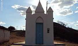 Santa Cruz - Santa Cruz-PE-Capela no Mirante da Serra de Frei Damião-Foto:Sergio Falcetti