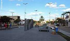 Santa Cruz - Santa Cruz-PE-Praça da Matriz-Foto:Sergio Falcetti