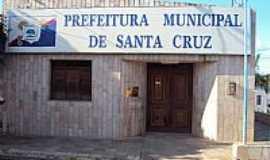 Santa Cruz - Santa Cruz-PE-Prefeitura Municipal-Foto:Sergio Falcetti