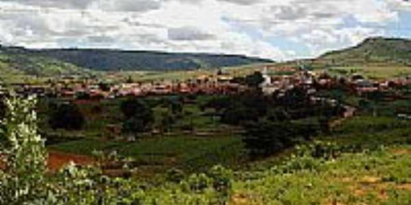 Vista da cidade-Foto:Jairo Guerra
