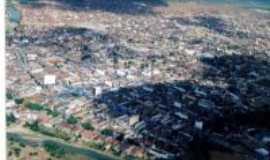 Santa Cruz do Capibaribe - Vista Aérea da cidade, Por Henrique Monteiro