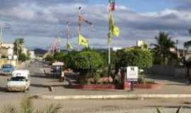 Santa Cruz do Capibaribe - Essa é a famosa AV 29 de Dezembro, o marco 0 , onde  as pessoas se encontram ., Por Lucinalva gomes da silva