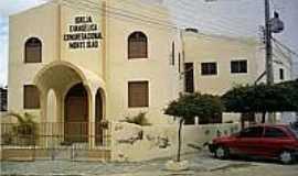 Santa Cruz do Capibaribe - Igreja Evangélica Congregacional em Santa Cruz do Capibaribe-PE-Foto:congregacionalbessa.