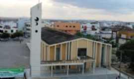Santa Cruz do Capibaribe - Igreja de são  Cristovão -  Por aldo
