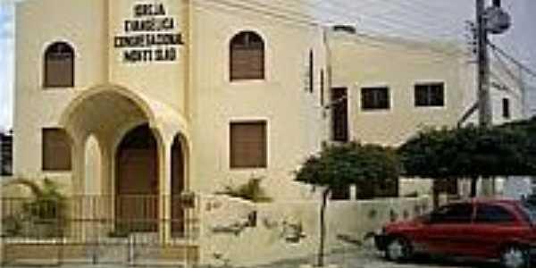 Igreja Evangélica Congregacional em Santa Cruz do Capibaribe-PE-Foto:congregacionalbessa.