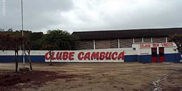 Santa Maria do Cambuc�-PE-Clube Cambuc�-Foto:Sergio Falcetti