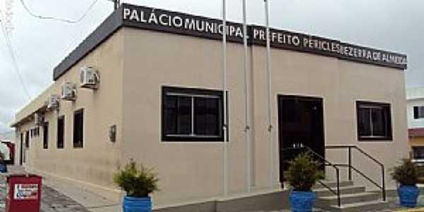 Santa Maria do Cambuc�-PE-Prefeitura Municipal-Foto:Sergio Falcetti