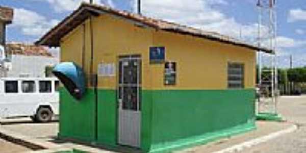 Agência dos Correios em Santa Rita-Foto:paulo cesar
