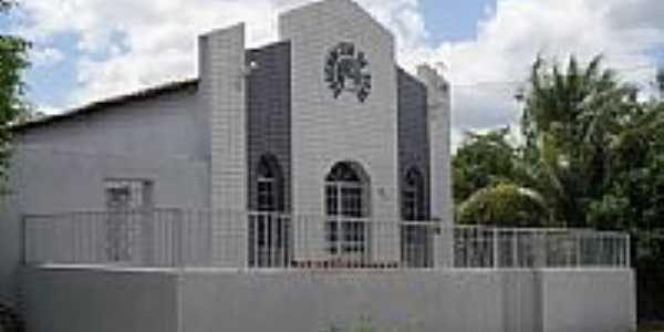 Igreja da Assembléia de Deus em Santa Rita-Foto:paulo cesar