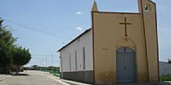 Igreja de Santa Rita em Santa Rita-Foto:paulo cesar