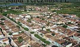 Santa Terezinha - Vista A�rea por aiellustosa