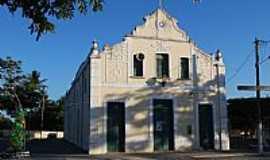 Coração de Maria - Igreja no Povoado de Retiro em Coração de Maria-BA-Foto:Nande