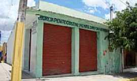 Santo Antônio das Queimadas - Igreja Pentecostal de Santo Antônio das Queimadas-Foto:Elio Rocha