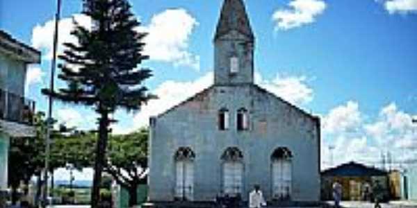 Igreja de Santo Antônio das Queimadas-Foto:Washington@silva
