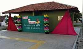 São Bento do Una -  Carnaval da Saúde na Academia das Cidades e da Saúde.