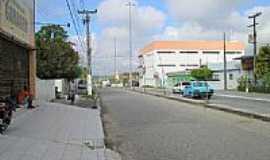 São Bento do Una - Avenida Manoel Candido-Foto:Orlando Calado