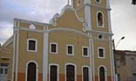 São Bento do Una - Igreja Matriz-Foto:Orlando Calado