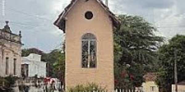 Capela do Padre Cícero em São Caetano-Foto:Sergio Falcetti