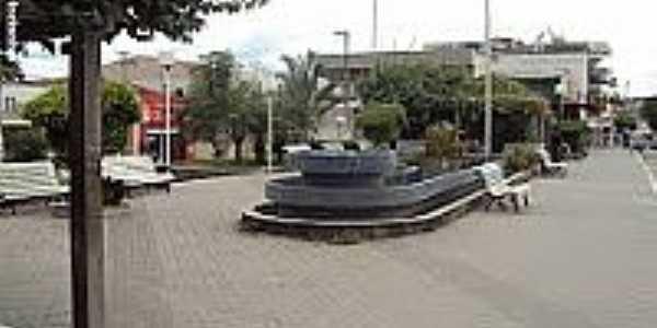 Praça José Gomes em São Caetano-Foto:Sergio Falcetti