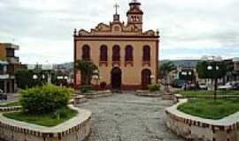 São Joaquim do Monte - Igreja Matriz de São Joaquim do Monte-Foto:Toni Abreu