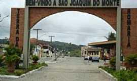 São Joaquim do Monte - Pórtico da cidade-Foto:Toni Abreu
