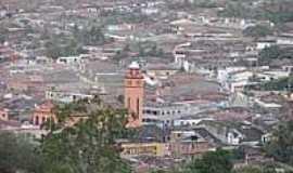São Joaquim do Monte - Vista da cidade-Foto:Leandro F. da Rocha