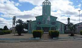 Cordeiros - Cordeiros-BA-Igreja Matriz-Foto:oseias silva santos