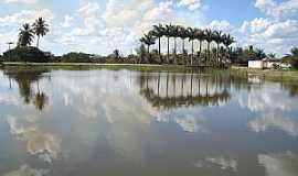 Cordeiros - Cordeiros-BA-Vista panorâmica da Lagoa-Foto:oseias silva santos