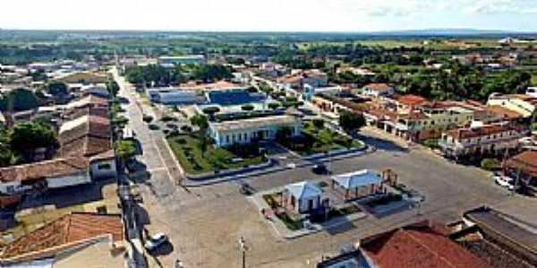 Imagens da cidade de Cordeiros - BA - Foto: Micael Bezerra