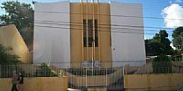 Igreja Adventista do Sétimo Dia em São José-Foto:Elio Rocha