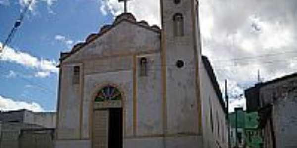 Igreja no Bairro São José-PE-Foto:Elio Rocha