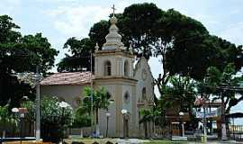 São José da Coroa Grande - São José da Coroa Grande-PE-Praça e a Matriz de São José-Foto:ACCosta