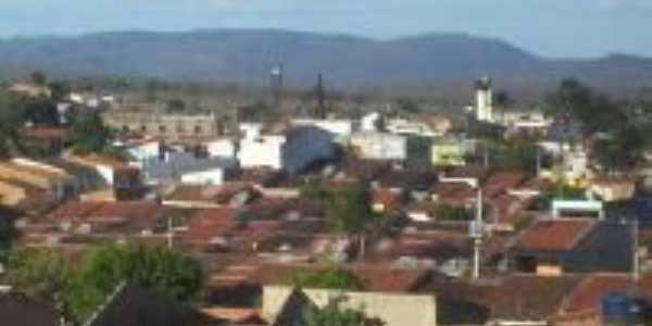 São José do Belmonte-PE-Vista parcial-Foto:zilma maria ferreira