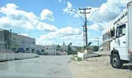 São José do Egito - Entrada da cidade-Foto:magalhães jaime