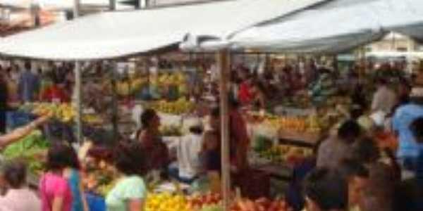 feira livre, Por Betania Bie
