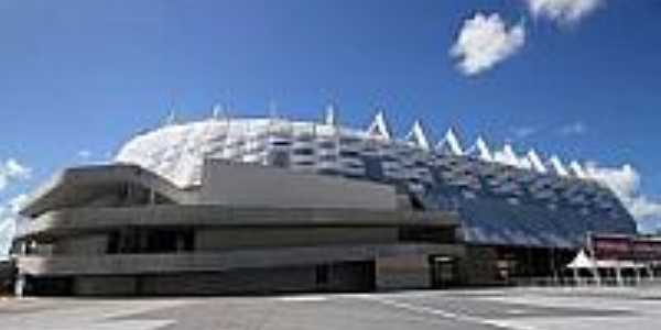 Arena Pernambuco em S�o Louren�o da Mata-PE-Foto:Glauber Queiroz