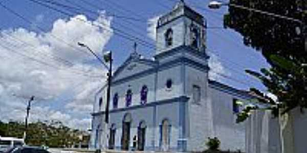 Igreja Matriz de São Lourenço em São Lourenço da Mata-PE-Foto:Ernani Neves