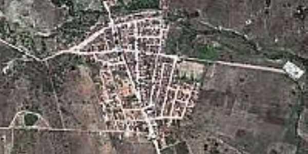 Vista aérea do Distrito de São Pedro-Foto:saopedrope.
