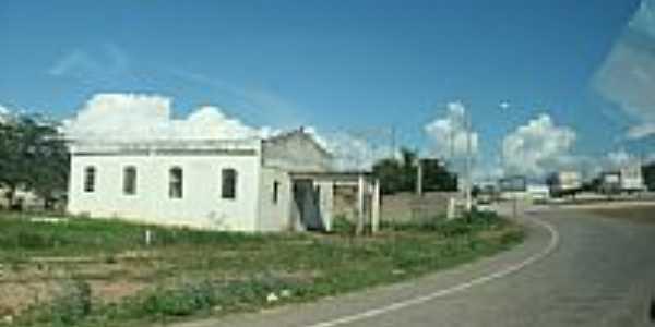 Entrada da cidade de São Vicente-Foto:w/w