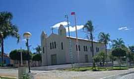 Coribe - Igreja de S�o Jo�o Batista em Coribe-Foto:R�mulo Henok
