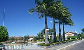 Coribe - Praça de Eventos Deoclides Ferreira Lopes em Coribe-Foto:Rômulo Henok