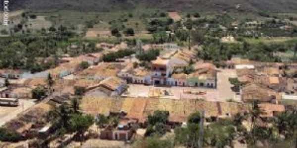 vista de serra branca ,foto tirada do monte santo., Por paulo ramon delmondes