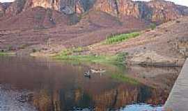 Serra Talhada - Barragem do DNOCS-Foto:Carlos A. C. Abreu