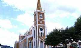 Serra Talhada - Matriz de N.S.da Penha-Foto:Vicente A. Queiroz