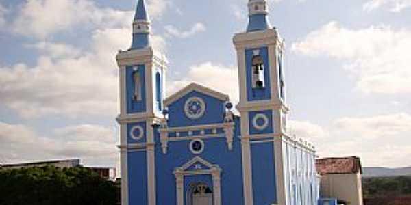 Sertânia-PE-Matriz de N.Sra.da Conceição-Foto:Vicente A. Queiroz