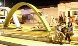 Sítio dos Nunes - Praça-Foto:Marcondes Goes