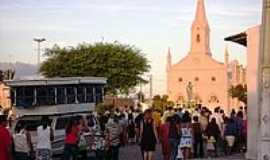 Sítio dos Nunes - Procissão de São João-Foto:Marcondes Goes