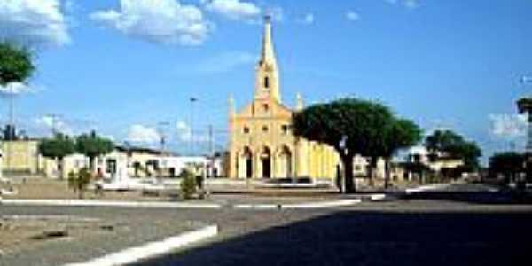 Igreja Matriz-Foto:Marcondes Goes