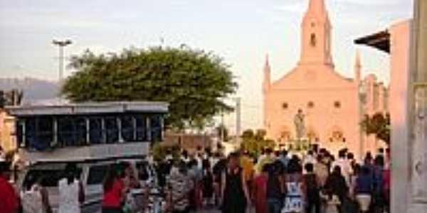 Procissão de São João-Foto:Marcondes Goes